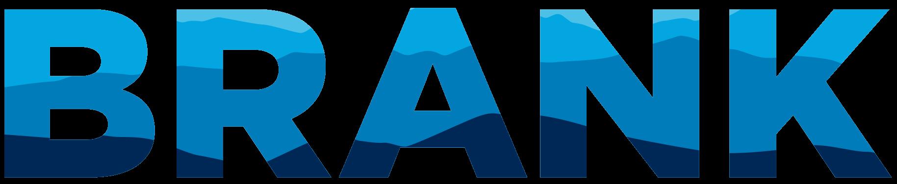Brank-color-word logo